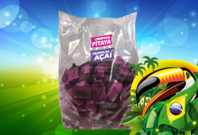 Acai berry Wholesale and Bulk delivery Buy Acai berry Organic Acai and Pitaya Dragonfruit Blender Cubes